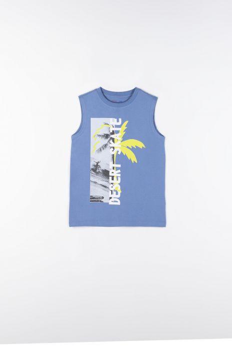T-Shirt ohne Ärmel