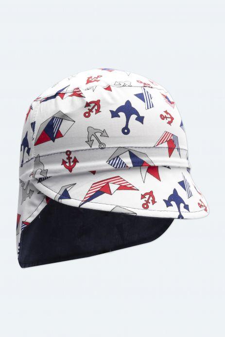 Mütze aus Gewebe