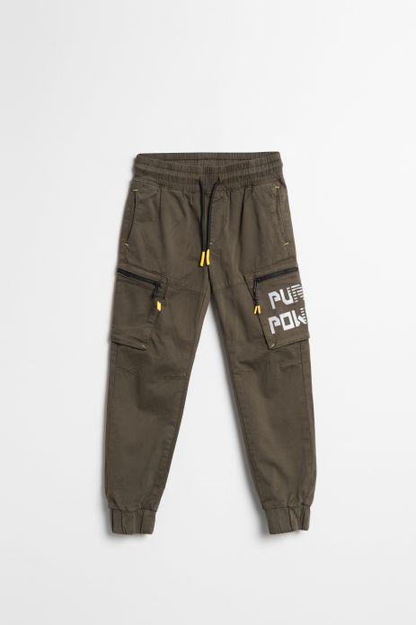 Hose aus Gewebe