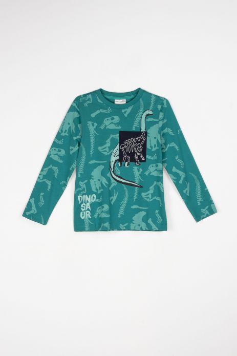 Langärmliges T-Shirt