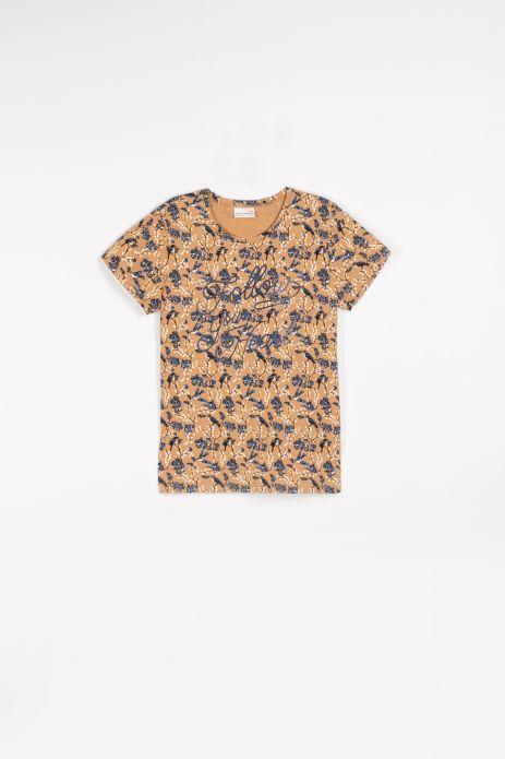 T-Shirt mit kurzen Ärmeln