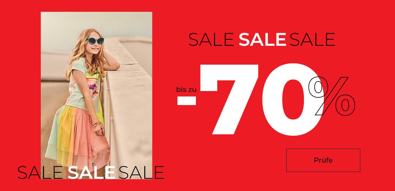 Sale -70% DE